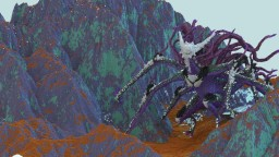 Alien Minecraft Project