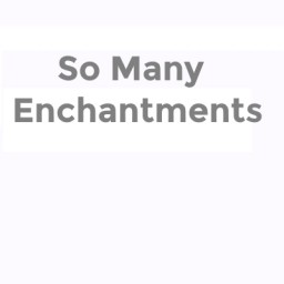 So Many Enchantments Minecraft Mod
