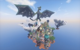 Dragon of the mountain Minecraft Map & Project