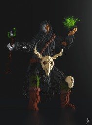 Skull Wizard
