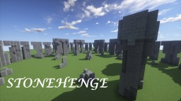 Stonehenge Minecraft Project