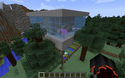 Fun World to play in Minecraft Map & Project