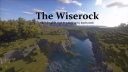 The Wiserock - medevil european style terrain by Zephyrotth Minecraft Project