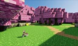 Secret of Mana - Upper Land Minecraft