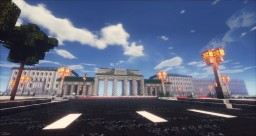 Building a City [Berlin - Germany] Minecraft Project