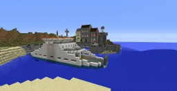Ville de Port St-Martin / Town of Port St-Martin Minecraft