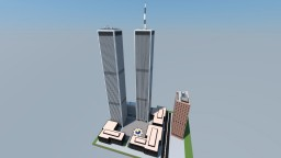 World Trade Center Minecraft Map & Project