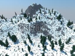 Frozen Land of Elatara [Custom world] [1000x1000]