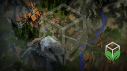 Fredis Kingdom | Custom server spawn Minecraft Map & Project