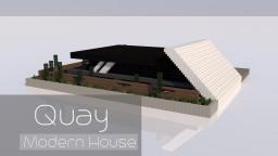 Quay || Modern House Minecraft Map & Project