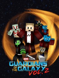 Guardians of the Galaxy Vol. 2 Poster Minecraft Blog