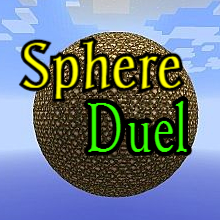 Sphere Duel [2 Player PVP] Minecraft Map & Project