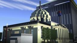 Court of Cyris, San Tico District Minecraft Project