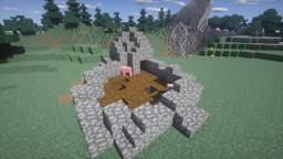 Medieval Pigsty + DOWNLOAD Minecraft Map & Project