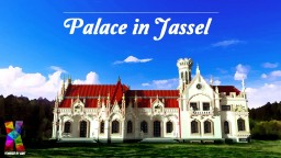 Palace in Jassel Minecraft