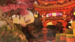 Oriental Festival Day (mineware map) Minecraft Project