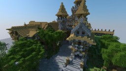 Heingard a Medival City 10% Finish First Pictures