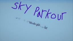 Sky Parkour Minecraft Map & Project