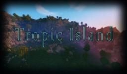Tropic Island Minecraft Project