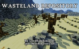 Wasteland Repository Minecraft