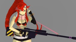 Yoko Littner - TTGL Minecraft Project