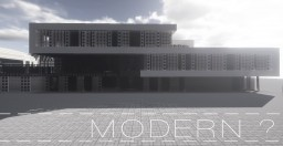 [ ? ] Modern School Minecraft Map & Project