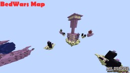 BedWars End MAP+SCHEMATIC Minecraft Project