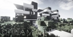 [Dream On] Modern House Minecraft Map & Project