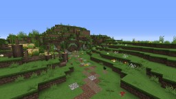 Hobbit Hole Minecraft Project