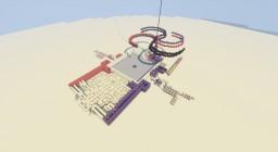 PvP Underground Minecraft Map & Project