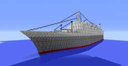 S.S. Rotterdam Minecraft Map & Project