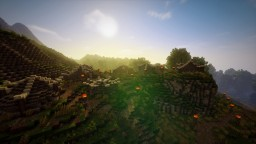 """Mineriel Project"" (IIpoctoDallas) Orc camp Sayar Minecraft Map & Project"