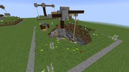 Construction Sites Minecraft Project