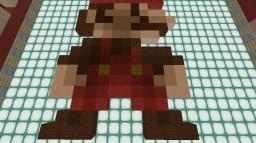 Pixel Drop: Mario Edition (1.0) Minecraft Map & Project