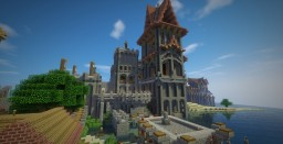 Varien Town Minecraft Project