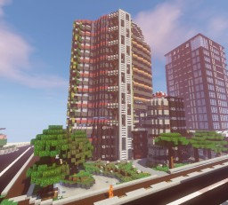Apartment Minecraft Project