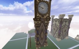 My best clocktower ever :D (WIP) Minecraft Map & Project