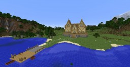 River House Minecraft Project