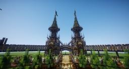 Castle gate Minecraft Project