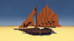 Little Sailboat Minecraft Project