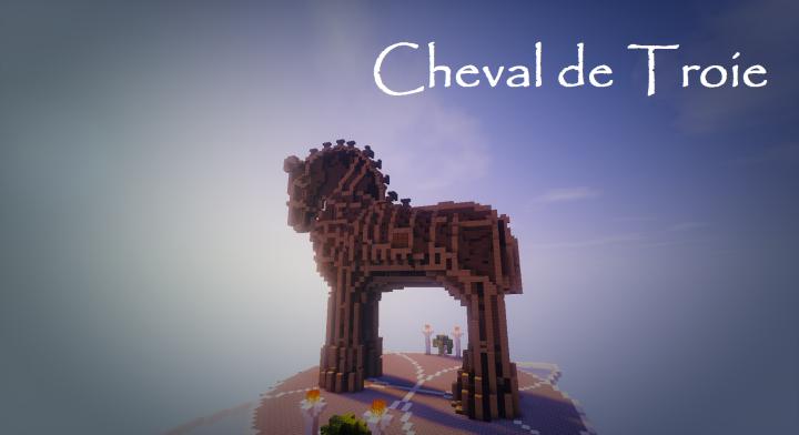 Cheval Dans Minecraft - OHBQ.info