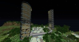 Double Tree by Hilton Minecraft Map & Project