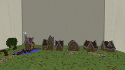 Medieval Swamp Bundle Minecraft Map & Project