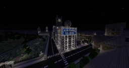 "Gotham ""City of Madness""  - Batman Adventure Map Minecraft"