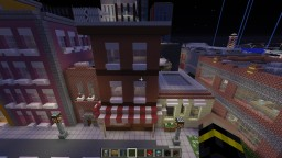 Maggie's Bakery- The City of Southport Minecraft Map & Project