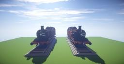 LBS&CR E2 Class Minecraft Map & Project
