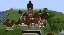 Victorain House Minecraft Project