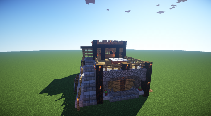 villageois custom minecraft