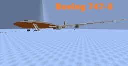 Boeing 747-8 (Full Interior + Download)