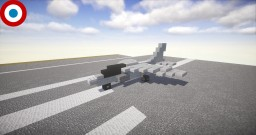 AMB-DA/Dornier Alphajet Minecraft Map & Project